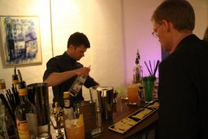 Bartender til fest - Lej Cocktail Bartender - Lej en bartender -