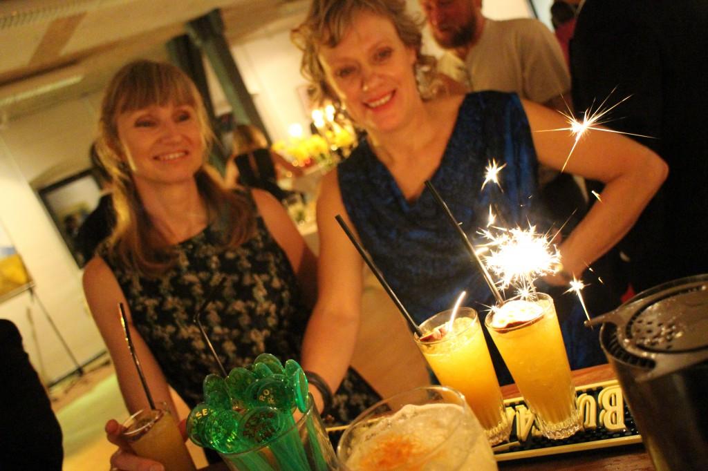 Cocktail Bar til fest - Den bedste fest underholdning - Underholdning til fest