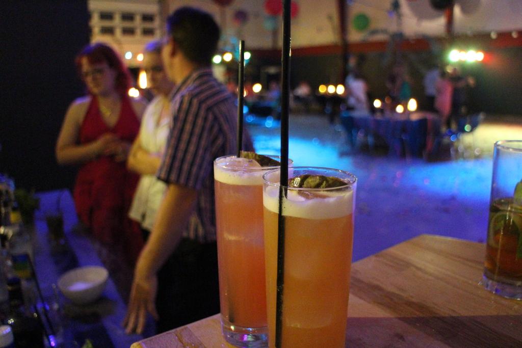 Cocktails til fest - Lækre drinks til fest - Cocktail Party